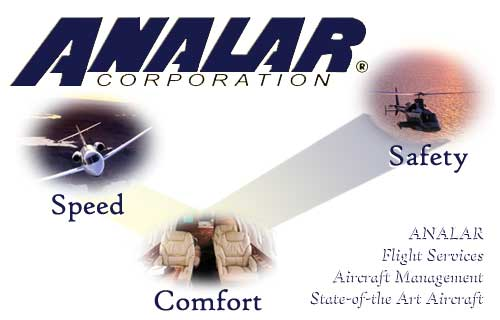 Helicopter & Business Jet Services - ANALAR