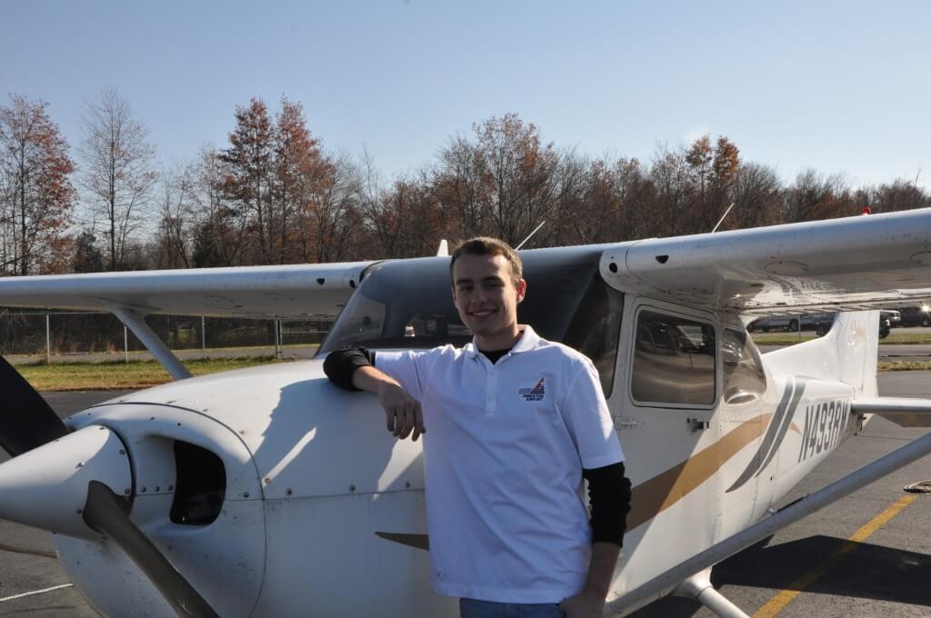 Kris Hendrickson ~ Princeton Airport Flight Instructor