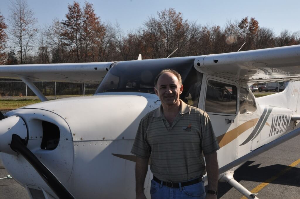 Steve Nierenberg ~ Princeton Airport Director of Operations