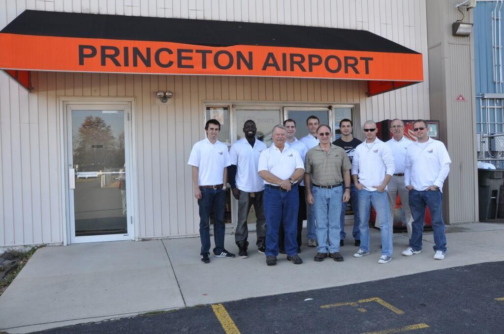 Princeton Airport Flight School Team