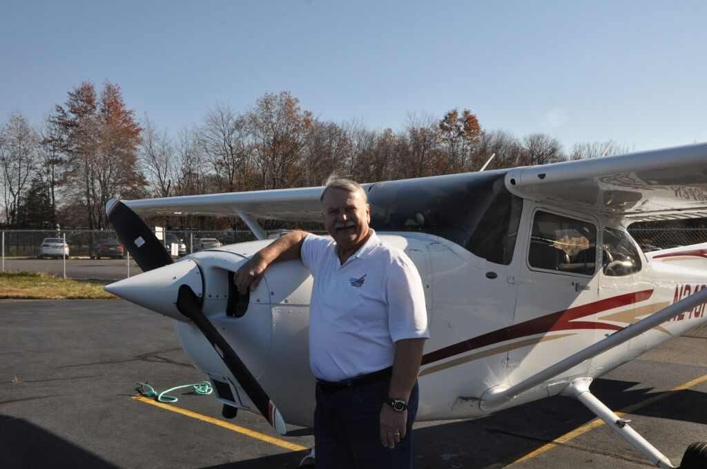 Stephen Hansell ~ Princeton Airport Flight Instructor