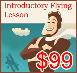 Introductory Flying Lessons at Princeton Airport