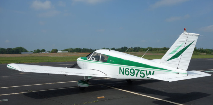 FOR SALE - 1965 Piper Cherokee 140
