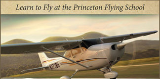 Learn To Fly Today at Princeton Airport