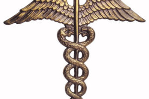 bronze-medicine-symbol
