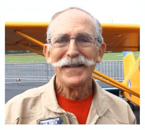 Pete Rafle - What Attracts Students to Learn to Fly?