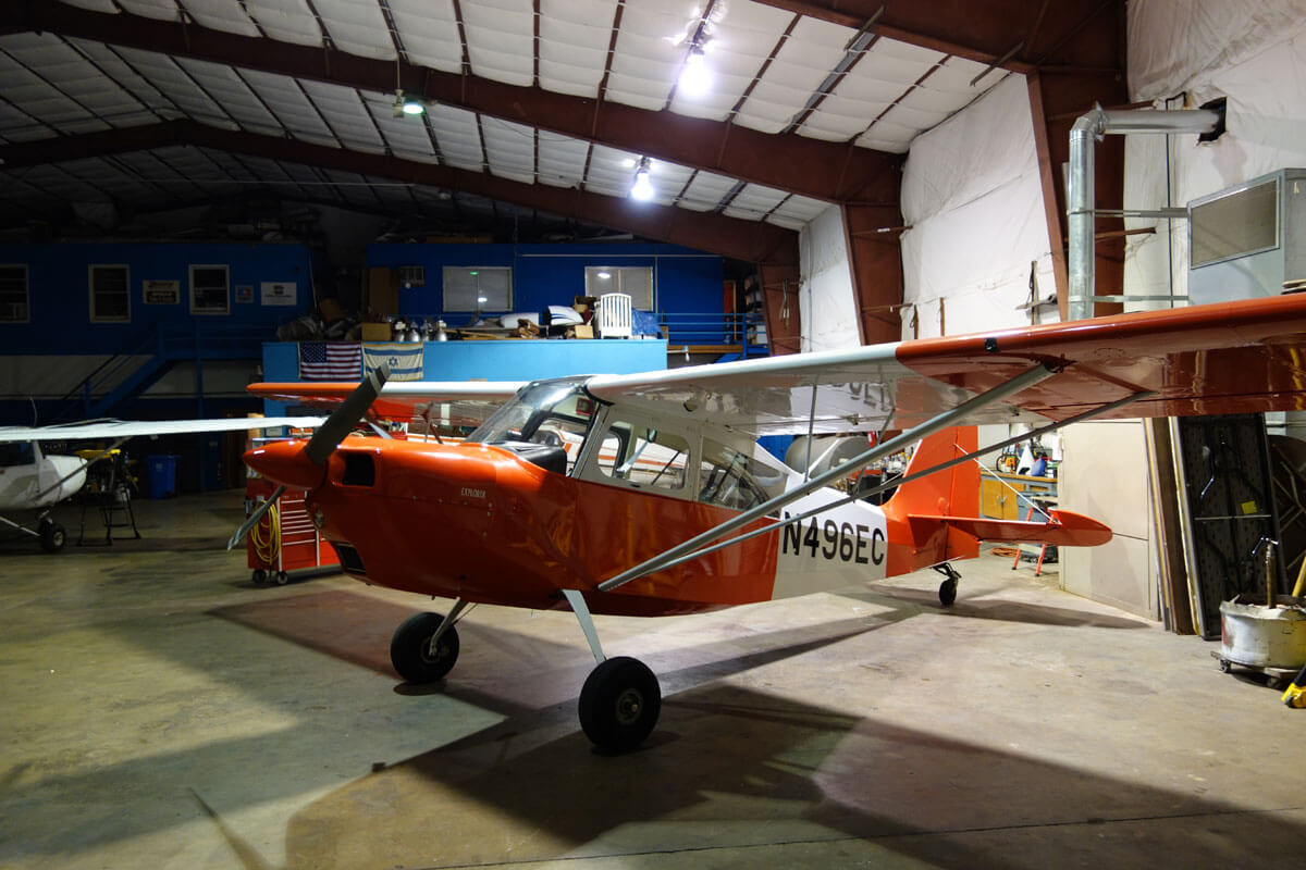 2004 American Champion Explorer - FOR SALE at Princeton Airport