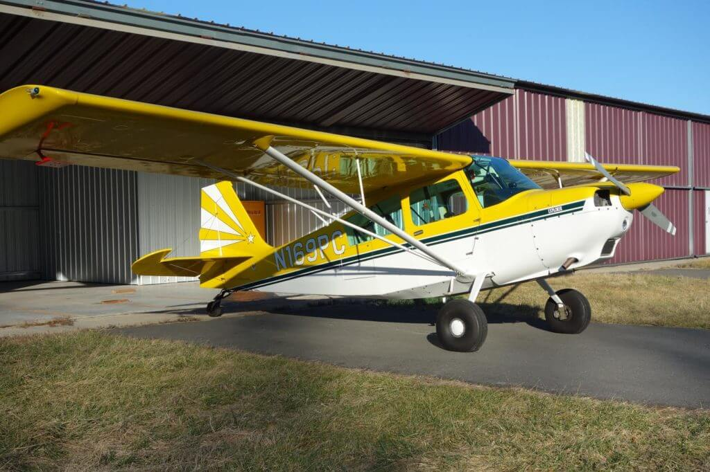 2004 American Champion - FOR SALE at Princeton Airport