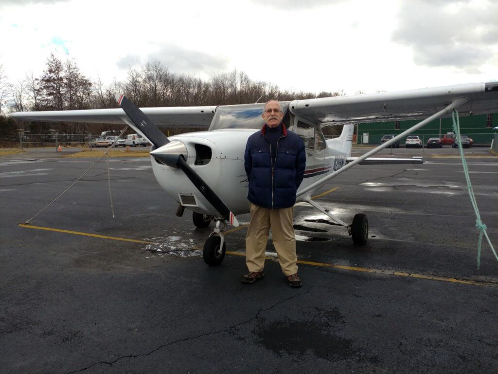 Pete Rafle, Flight Instructor, Princeton Flying School
