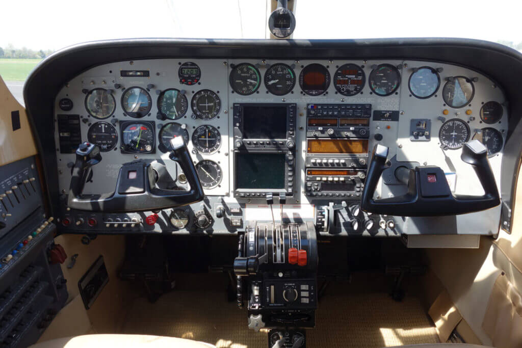 1980 Cessna 340A - FOR SALE at Princeton Airport Contact Ken Nierenberg at 609-731-4628 for details