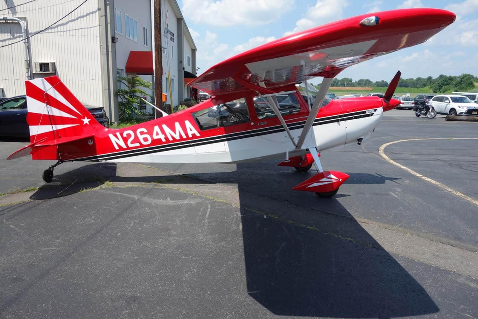 2004 American Champion Aircraft Adventurer 7GCAA – Contact Ken Nierenberg at 609-731-4628 for details