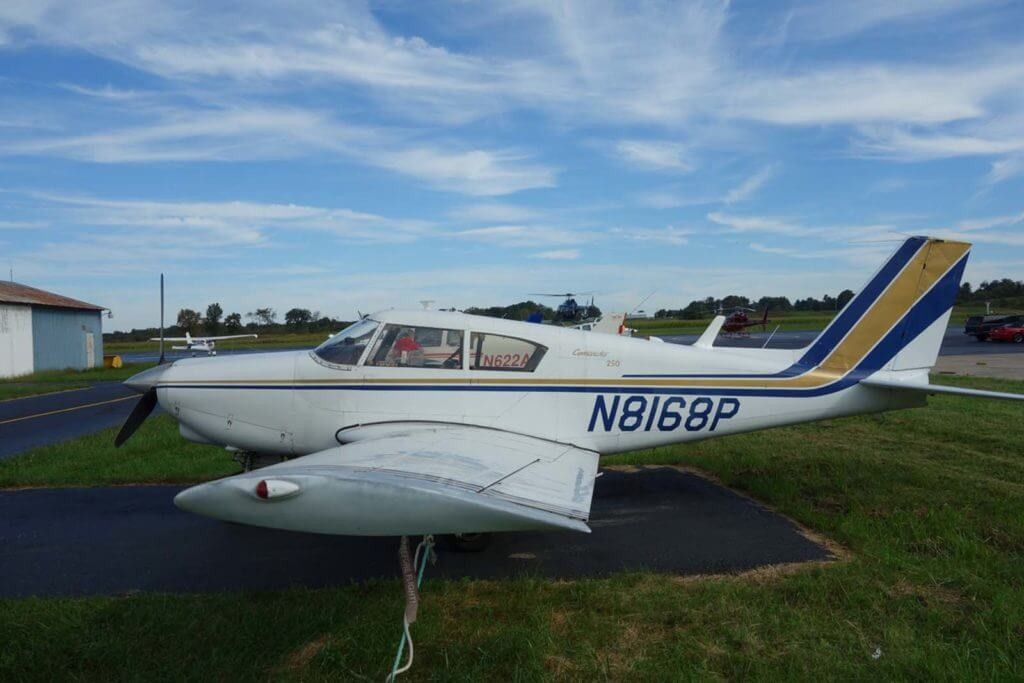 1963 Piper 250 Commanche – FOR SALE at Princeton Airport - Contact Ken Nierenberg at 609-731-4628