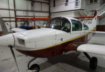 1992  Grumman American Tiger – FOR SALE at Princeton Airport