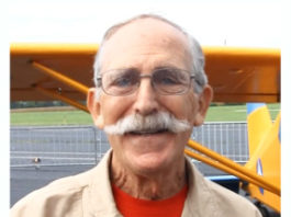 Pete Rafle, Princeton Flying School Instructor
