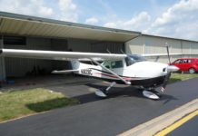 1976 CESSNA 182 - FOR SALE at Princeton Airport - Contact Ken Nierenberg at 609-731-4628 for details.