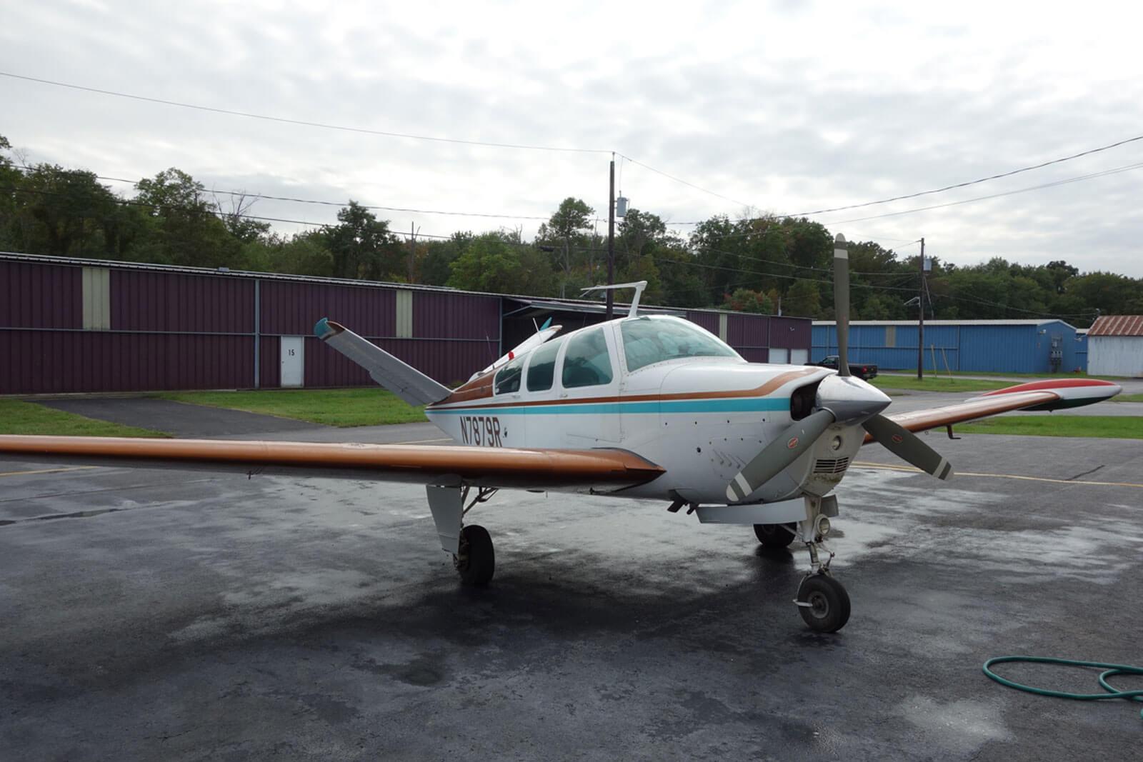 1969 V35A Bonanza - FOR SALE at Princeton Airport