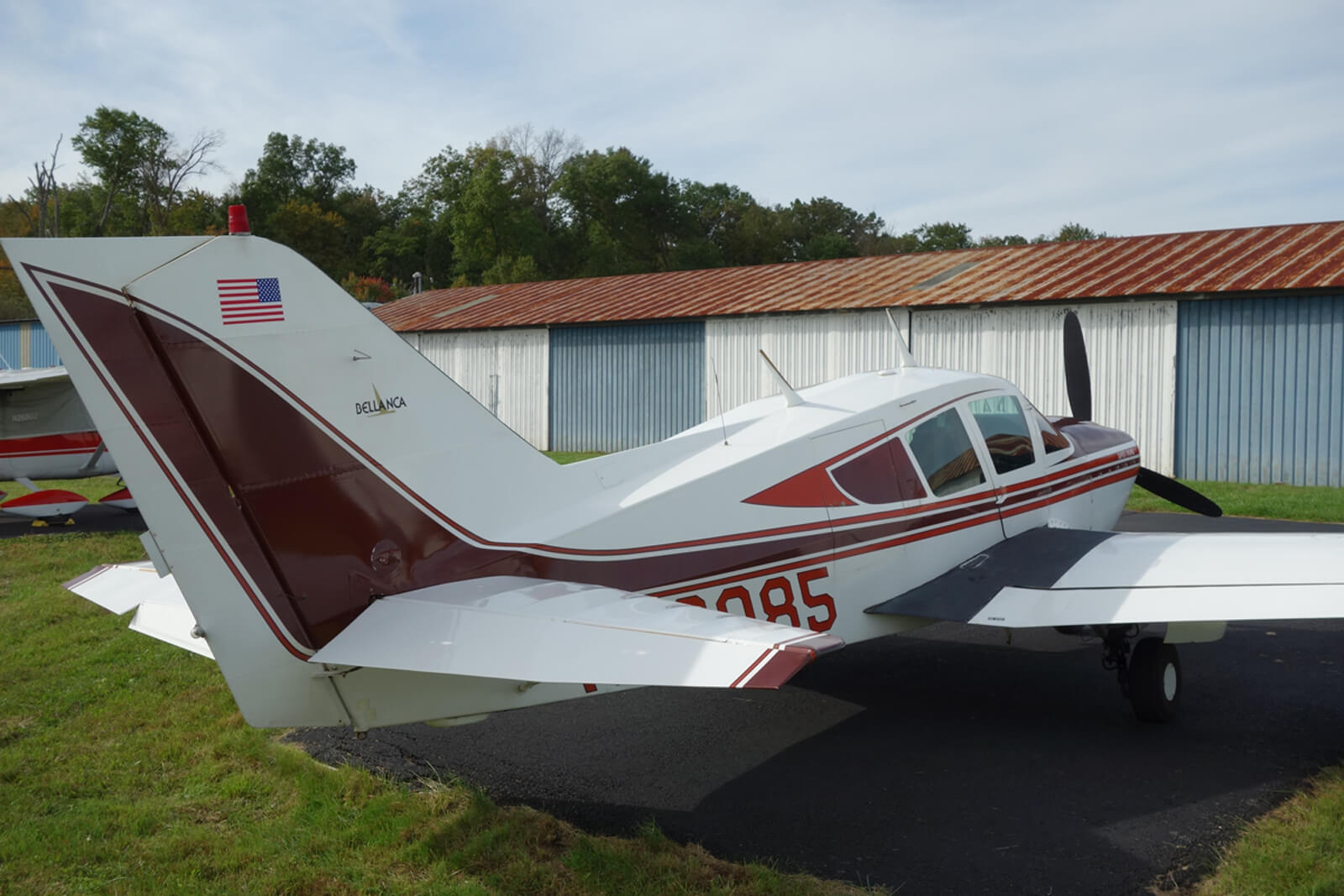 1978 Bellanca Viking - FOR SALE at Princeton Airport – Contact Ken Nierenberg at 609-731-4628 for details.