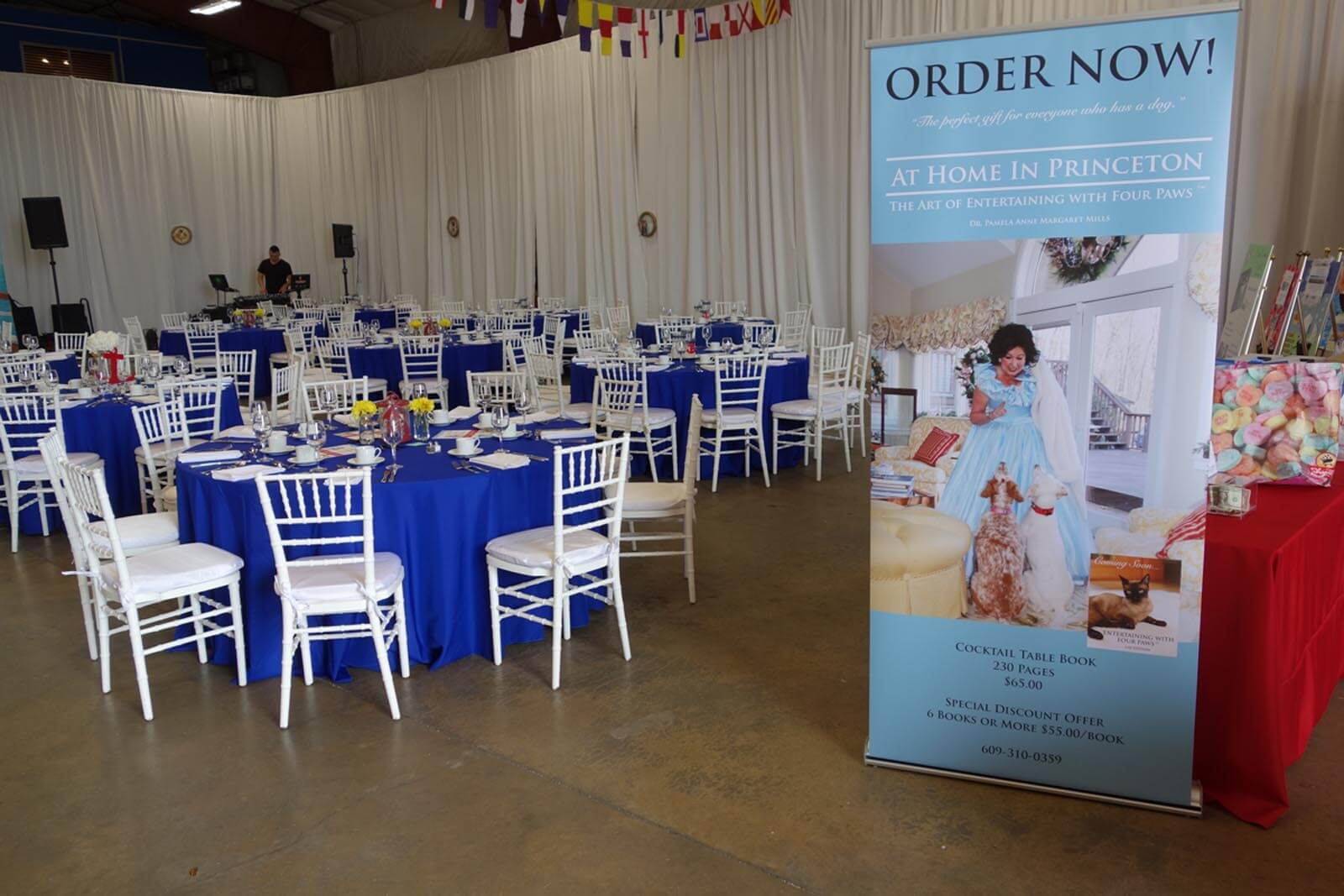 SAVE Gala Benefit at Princeton Airport