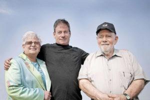 Nierenberg Family - Naomi, Ken & Dick