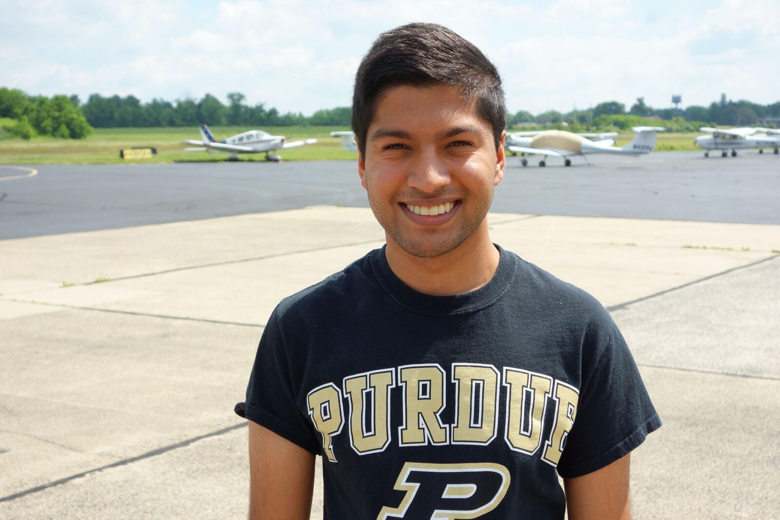 Salman Chughtai PFS Flight Coordinator