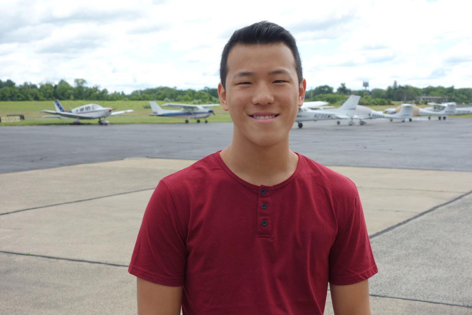 Trevor Shin PFS Flight Coordinator