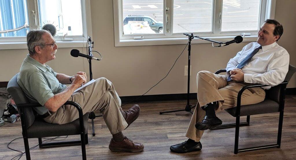 Pete Rafle Interviews Jeff Slutsky on Princeton Flying School Podcast #6
