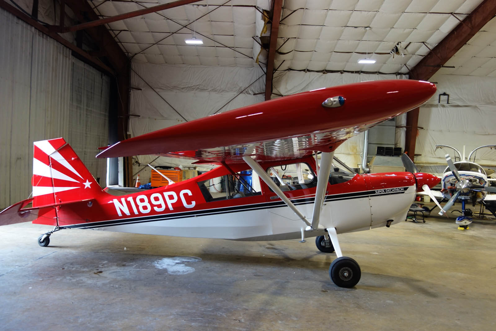 2005 American Champion Aircraft Super Decathlon ~ FOR SALE at Princeton Airport