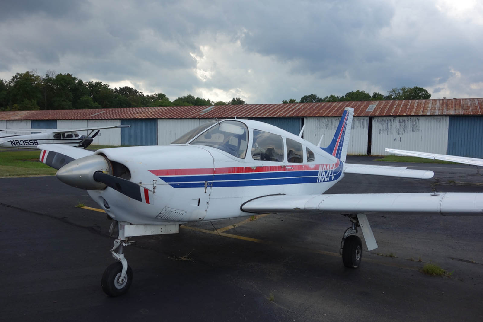 1977 Piper Arrow - FOR SALE AT PRINCETON AIRPORT ~ Contact Ken Nierenberg at 609-731-4628 for details