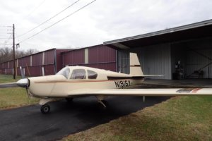 1964 Mooney M20D - FOR SALE at Princeton Airport