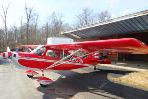 2012 American Champion Super Decathlon - FOR SALE at Princeton Airport