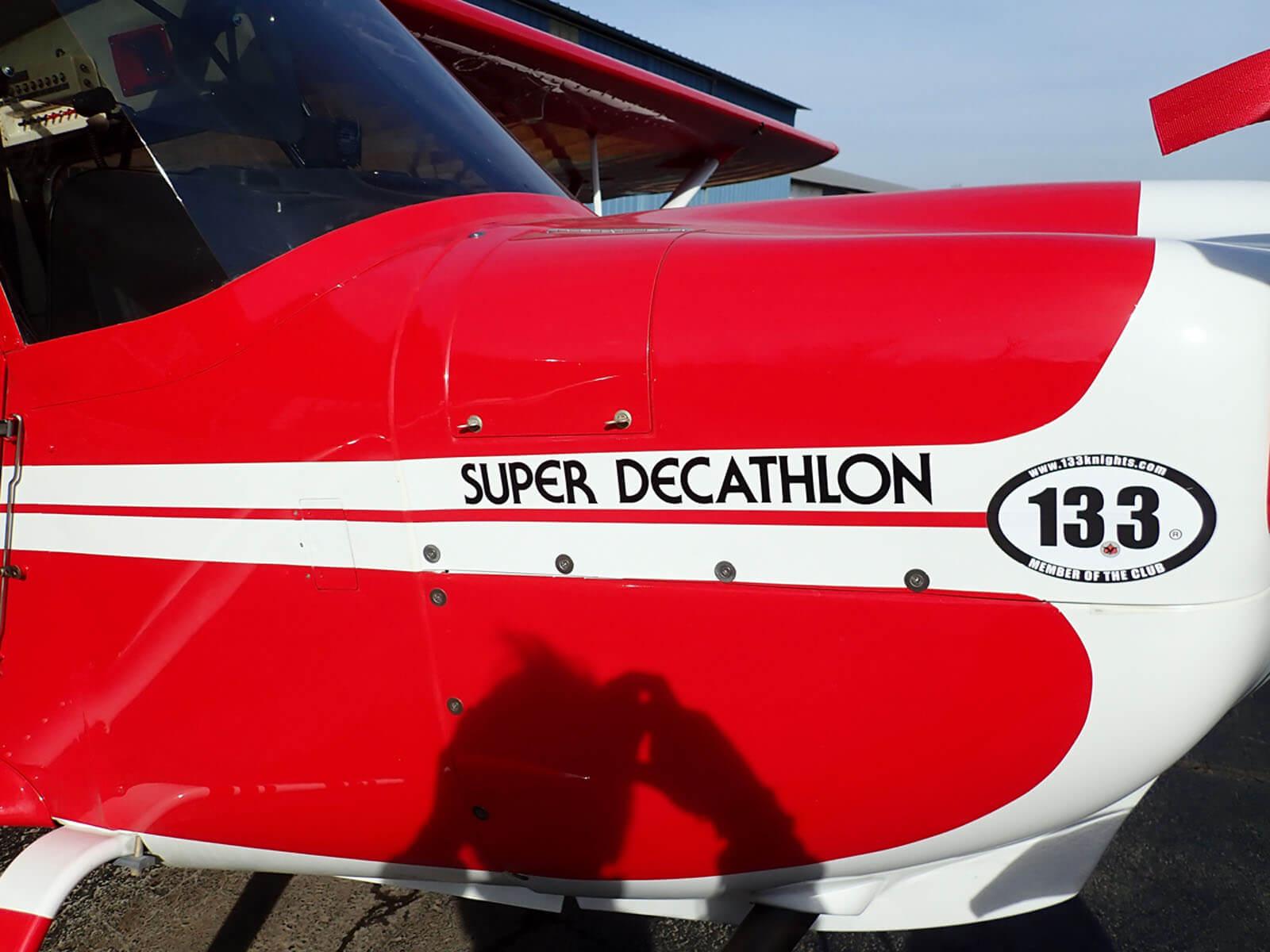 2012 American Champion Super Decathlon - FOR SALE at Princeton Airport