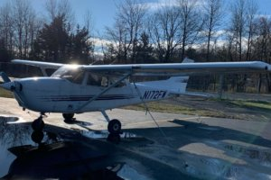 1997 Cessna 172R FOR SALE at Princeton Airport