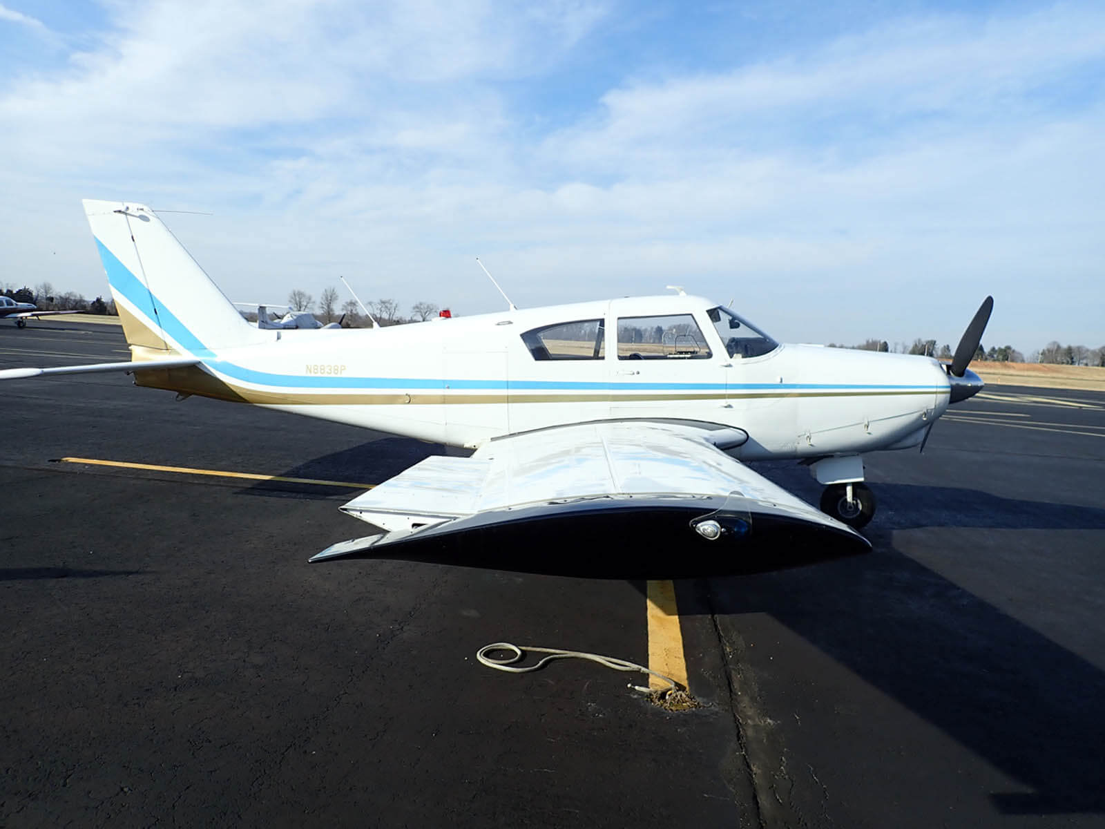 1965 Comanche - FOR SALE at Princeton Airport - Contact Ken Nierenberg at 609-731-4628 for details