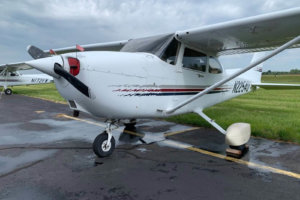 1998 Cessna 172R - FOR SALE at Princeton Airport - Contact Ken Nierenberg at 609-731-4628 for details