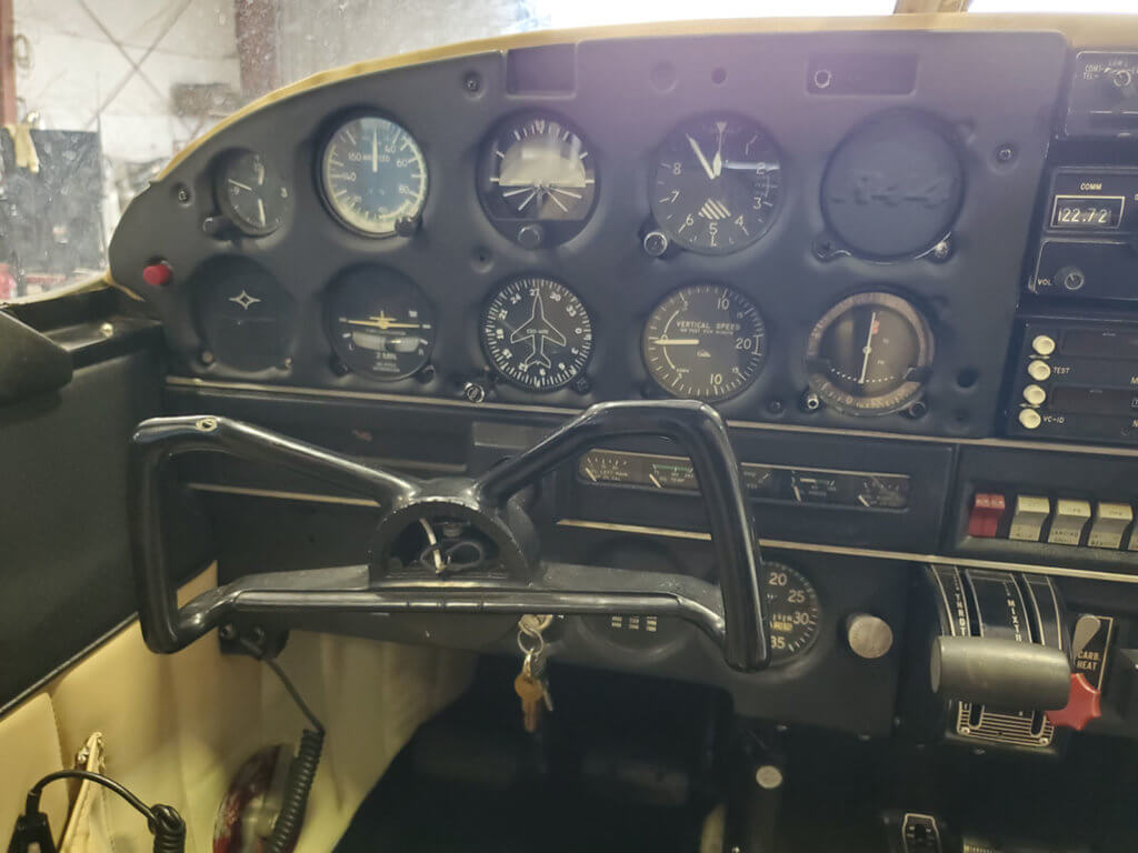 1969 Piper 140 FOR SALE at Princeton Airport ~ Contact Jack Nierenberg for details 609-658-6042