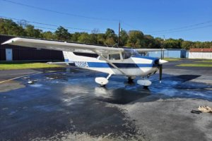 1976 Cessna 172 - FOR SALE at Princeton Airport ~ Contact Ken Nierenberg for details 609-731-4628