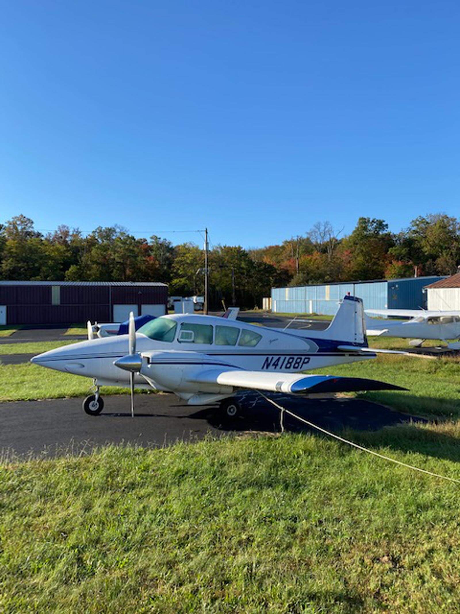 1959 Piper Apache/Geronimo - FOR SALE at Princeton Airport
