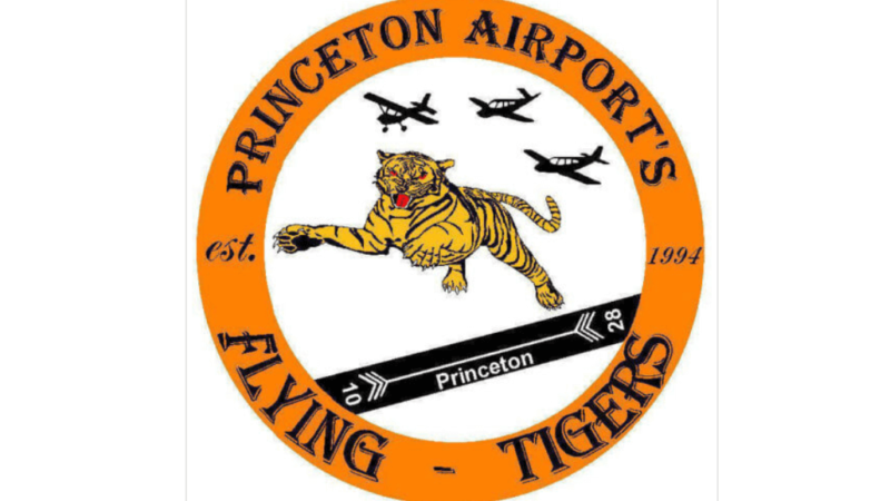 Princeton Airports Flying Tigers