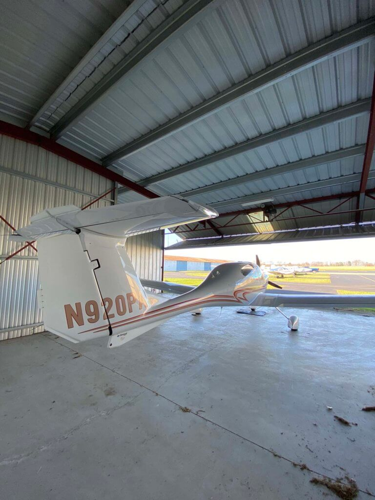 2008 Diamond DA-40 FOR SALE at Princeton Airport ~ Contact Ken Nierenberg at 609-731-4628 for details