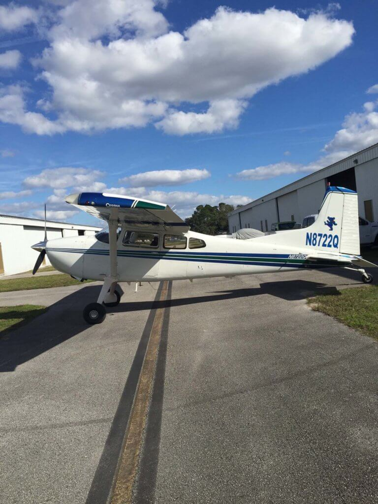 1979 Cessna 185F FOR SALE at Princeton Airport ~ Contact Ken Nierenberg at 609-731-4628 for details