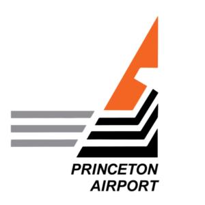 Princeton Airport logo