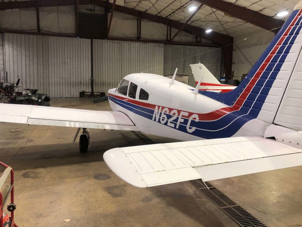 1977 Piper Arrow FOR SALE at Princeton Airport - Contact Ken Nierenberg at 609-731-4628 for details