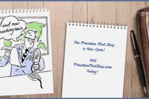 PrincetonPilotShop.com Now Open