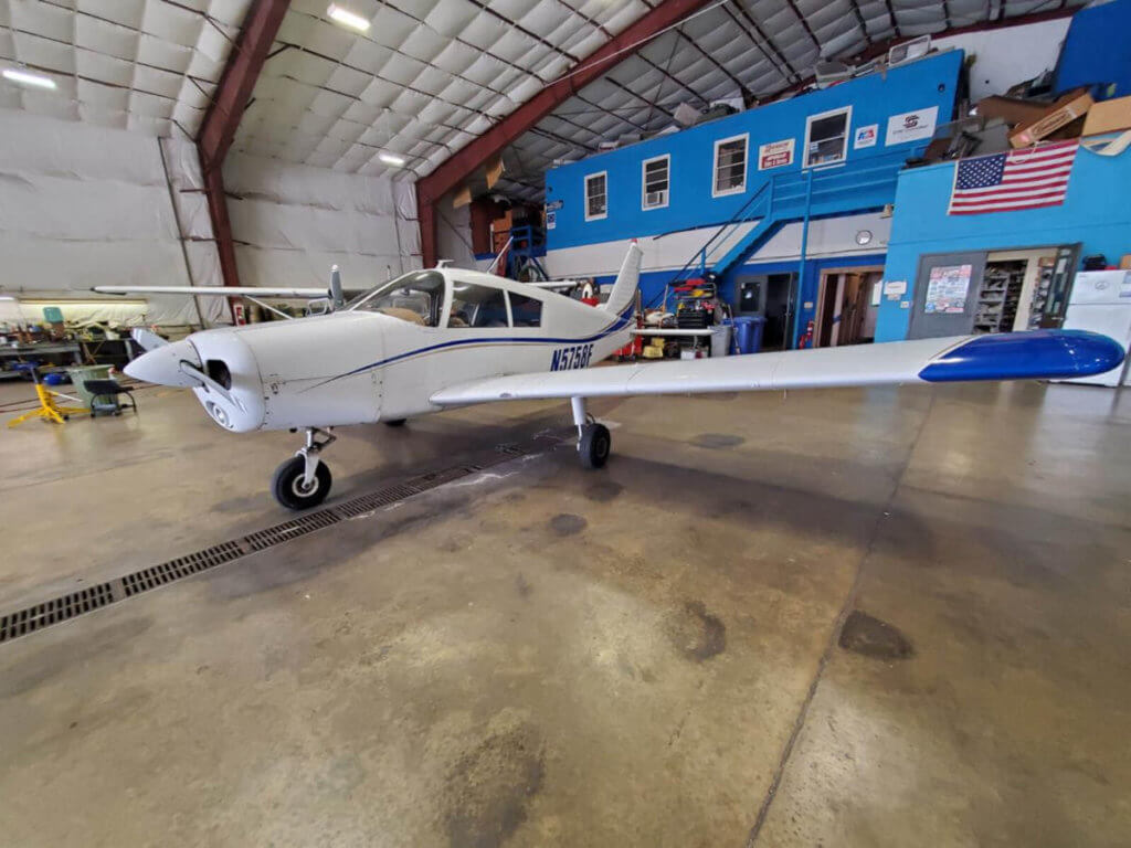 1969 Piper 140 (Upgraded)