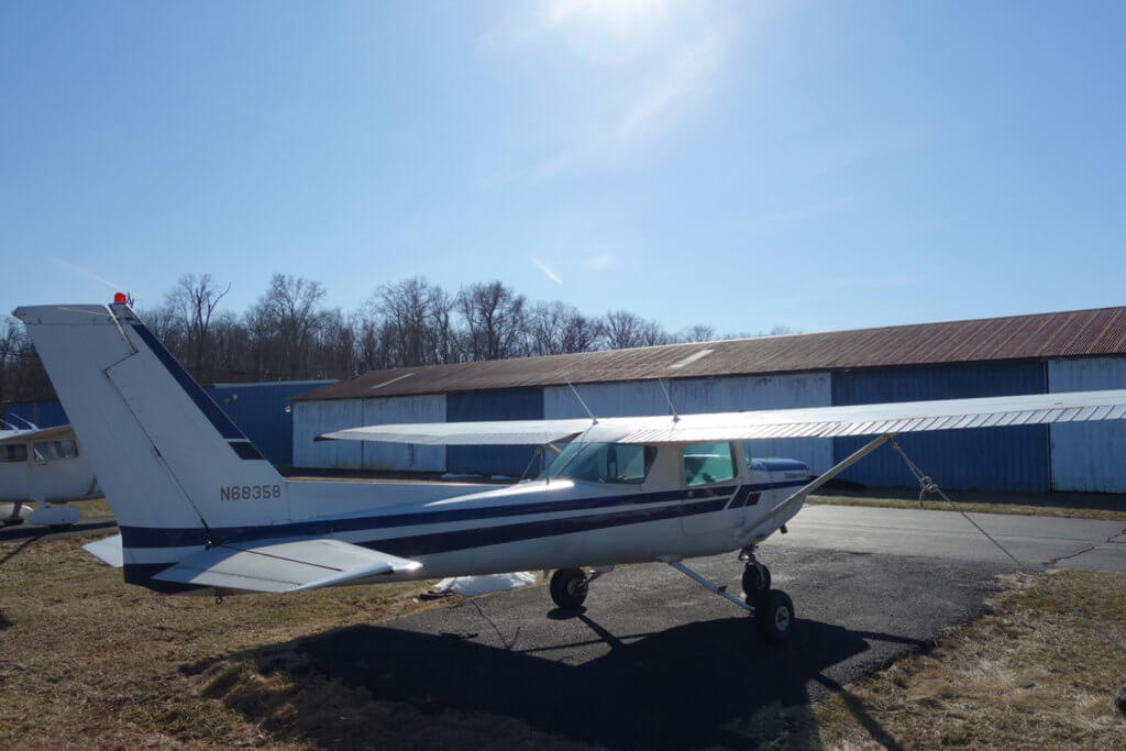 1979 Cessna 152 FOR SALE at Princeton Airport - Contact Ken Nierenberg at 609-731-4628 for details