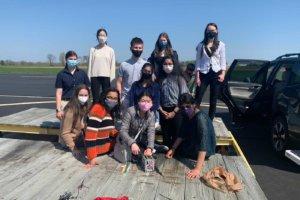 CubeSat Crew