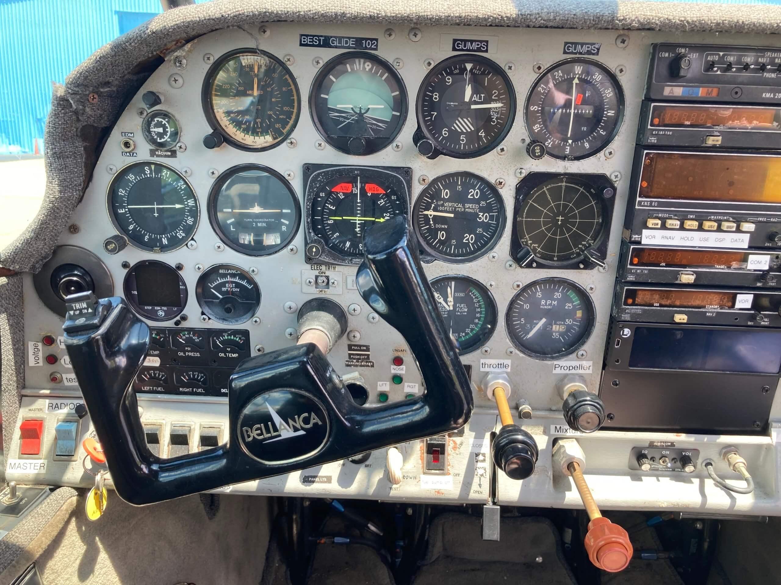 1979 Bellanca Super Viking FOR SALE at Princeton Airport
