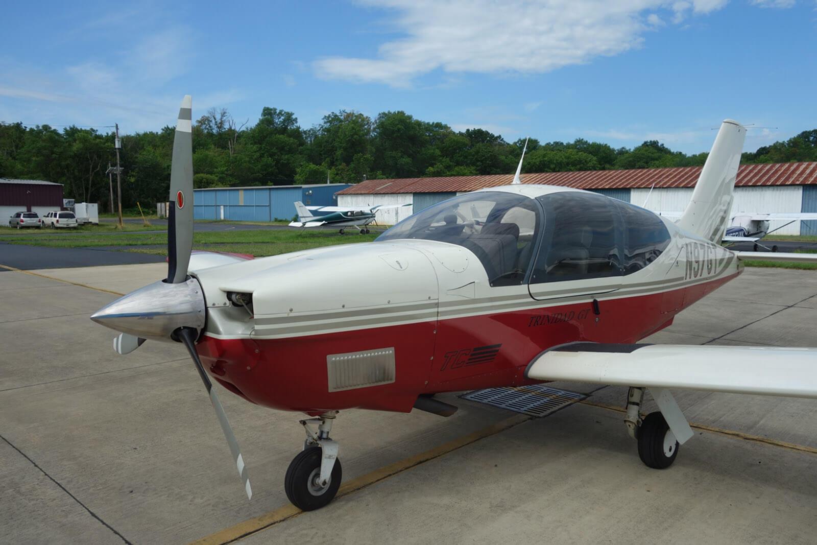 2002 Socata TB21Turbo FOR SALE at Princeton Airport